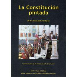 Constitución Pintada. Conmemoración del XL Aniversario de la Constitución