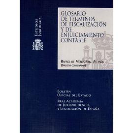 Glosario de Términos de Fiscalización y de Enjuiciamiento Contable