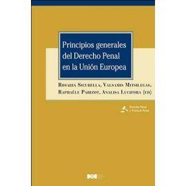 Principios generales del Derecho Penal en la Unión Europea
