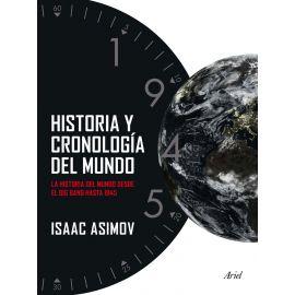 Historia y cronología del mundo. La historia del mundo desde el Big Bang hasta 1945