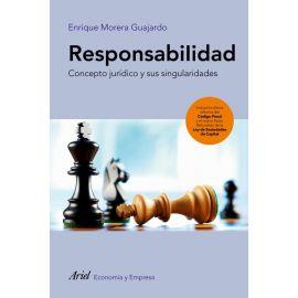 Responsabilidad. Concepto jurídico y singularidades