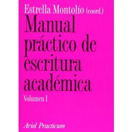 Manual práctico de escritura académica I.