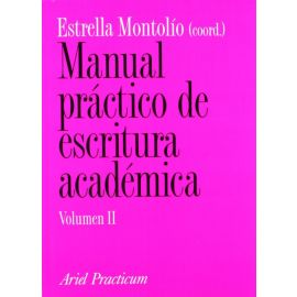 Manual práctico de escritura académica II.