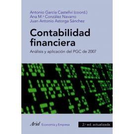Contabilidad Financiera 2011. Análisis y Aplicación del PGC de 2007