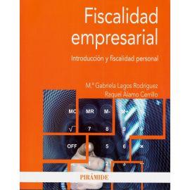 Fiscalidad empresarial. Introducción y fiscalidad personal