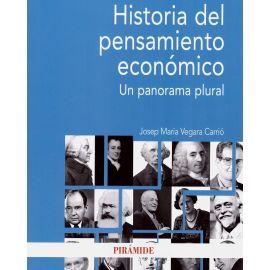Historia del pensamiento económico. Un panorama plural