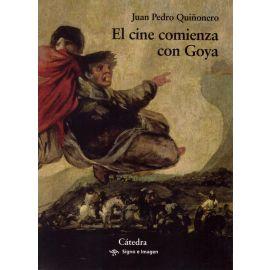 Cine comienza con Goya