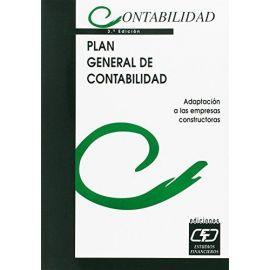 Plan General de Contabilidad. Empresas Constructoras. 2003