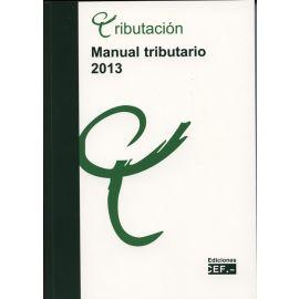 Manual Tributario 2013. Tributación
