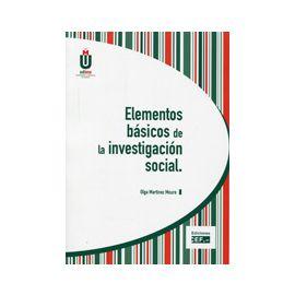 Elementos Básicos de la Investigación Social 2014