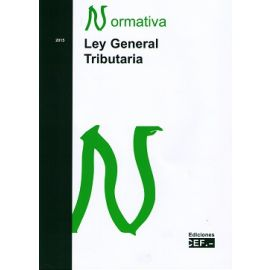 Ley General Tributaria. Normativa 2015