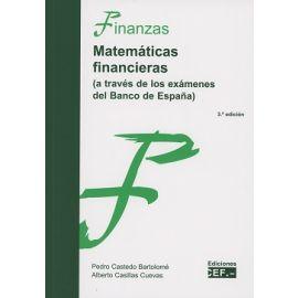 Matemáticas Financieras.                                                                             (A Través de los Exámenes del Banco de España)