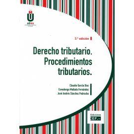 Derecho Tributario. Procedimientos Tributarios 2018