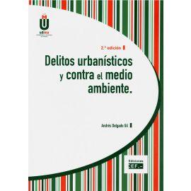 Delitos Urbanísticos y contra el Medio Ambiente 2019