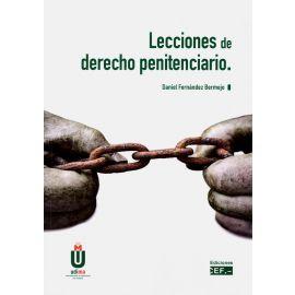 Lecciones de derecho penitenciario