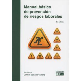 Manual básico de prevención de riesgos laborales 2019
