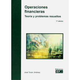 Operaciones financieras 2020. Teoría y problemas resueltos