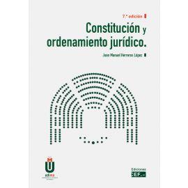 Constitución y ordenamiento jurídico 2020