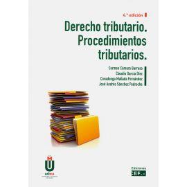 Derecho tributario. Procedimientos tributarios 2020