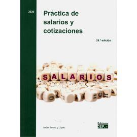 Práctica de salarios y cotizaciones 2020