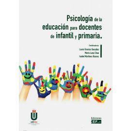Psicología de la educación para docentes de infantil y primaria