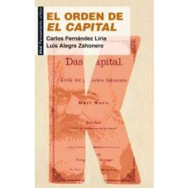 Orden de El Capital. Por qué seguir leyendo a Marx