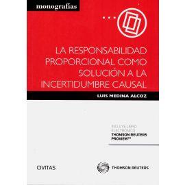 Responsabilidad Proporcional como Solución a la Incertidumbre Causal