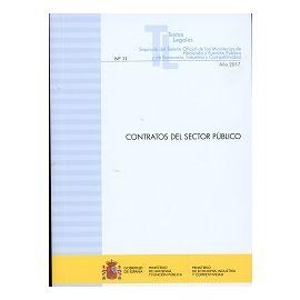Contratos del Sector Público 2017 Nº 11 Año2017Separata del Boletín Oficial de los Ministerios de Hacienda y Función Pública