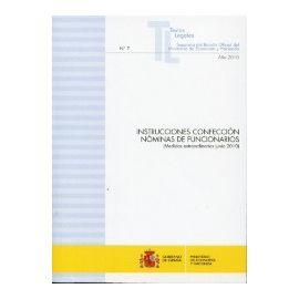 Instrucciones Confección Nóminas de Funcionarios (Medidas Extraordinarias Junio 2010 )