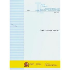 Tribunal de cuentas 2020. Nº 4 Separata de los Ministerios de Hacienda y de Asuntos Económicos y Transformación Digital