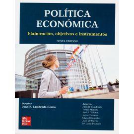 Política económica: elaboración , objetivos e instrumentos