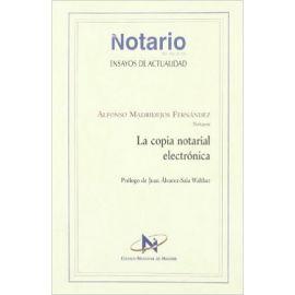 Copia Notarial Electrónica, La.