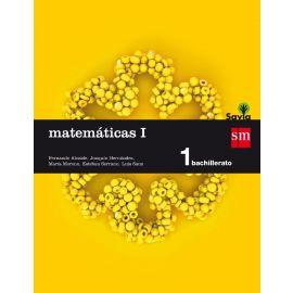 Matemáticas I Aplicadas a las CCNN 1º Bachillerato Savia