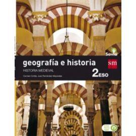 Geografía e historia. 2º ESO