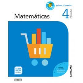 Matemáticas 4º Primaria. Trimestres