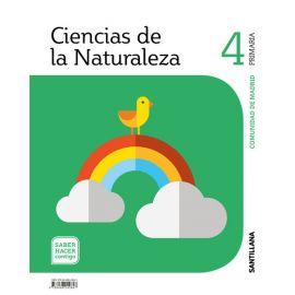 Ciencias de la Naturaleza 4º Primaria