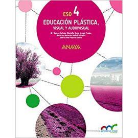 Educación plástica, visual y audiovisual 4. LIBRO