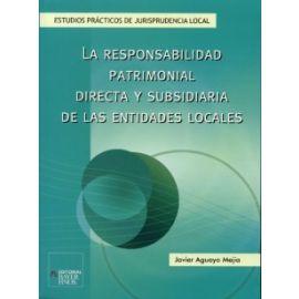 Responsabilidad Patrimonial Directa y Subsidiaria de las Responsabilidades Locales, La.