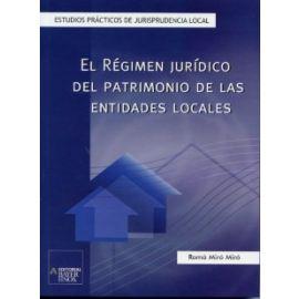 Régimen Jurídico del Patrimonio de las Entidades Locales