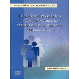 Negociación Colectiva de las Condiciones de Trabajo de los Empleados Públicos Locales
