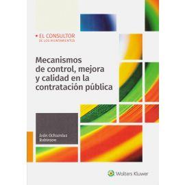 Mecanismos de Control, Mejora y Calidad en la Contratación Pública