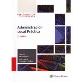 Administración Local Práctica 2018