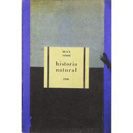 Max Ernst. Historia natural 1926
