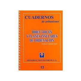 Directrices y Planes Insulares de Ordenación.
