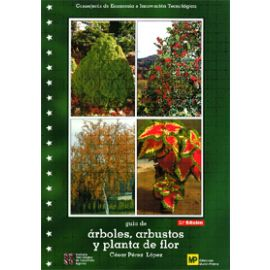 Guía de Árboles, Arbustos y Planta de Flor.
