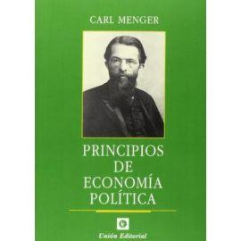 Principios de Economía Política. 2ª Ed. (Rústica)