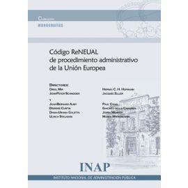 Código ReNEUAL de Procedimientos Administrativo de la Unión Europea