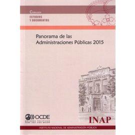 Panorama de las Administraciones Públicas 2015