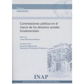 Contrataciones Públicas en el Marco de los Derechos Sociales Fundamentales