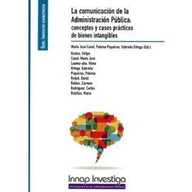 Comunicación de la Administración Pública: Conceptos y Casos Prácticos de Bienes Intangibles